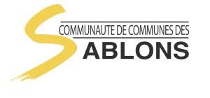 Communauté de Communes des Sablons